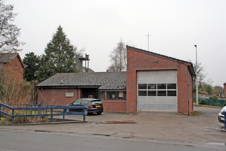 Albrighton Fire Station