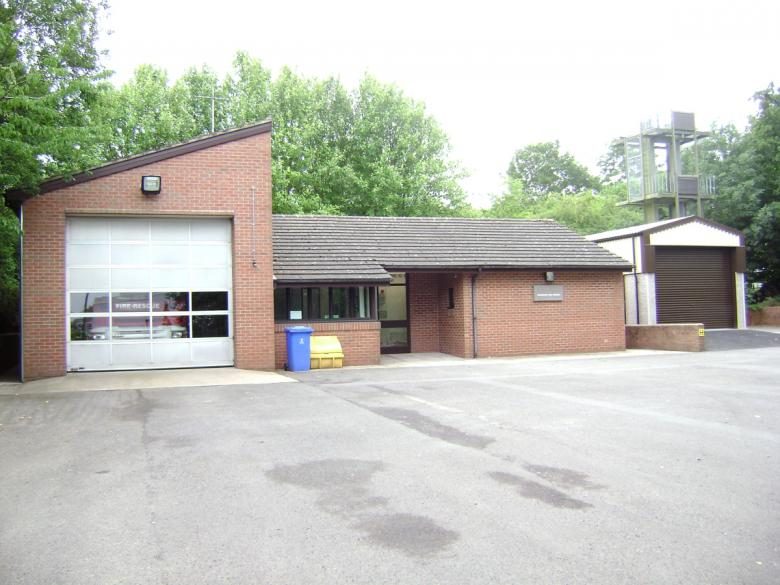Minsterley Fire Station