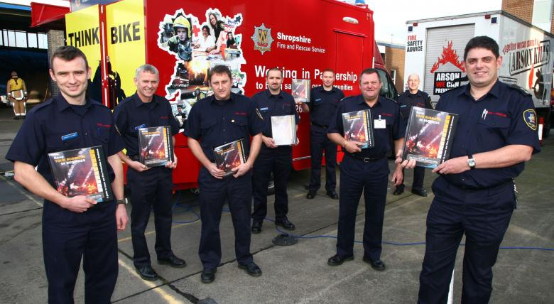 Business Fire Safety Shropshire