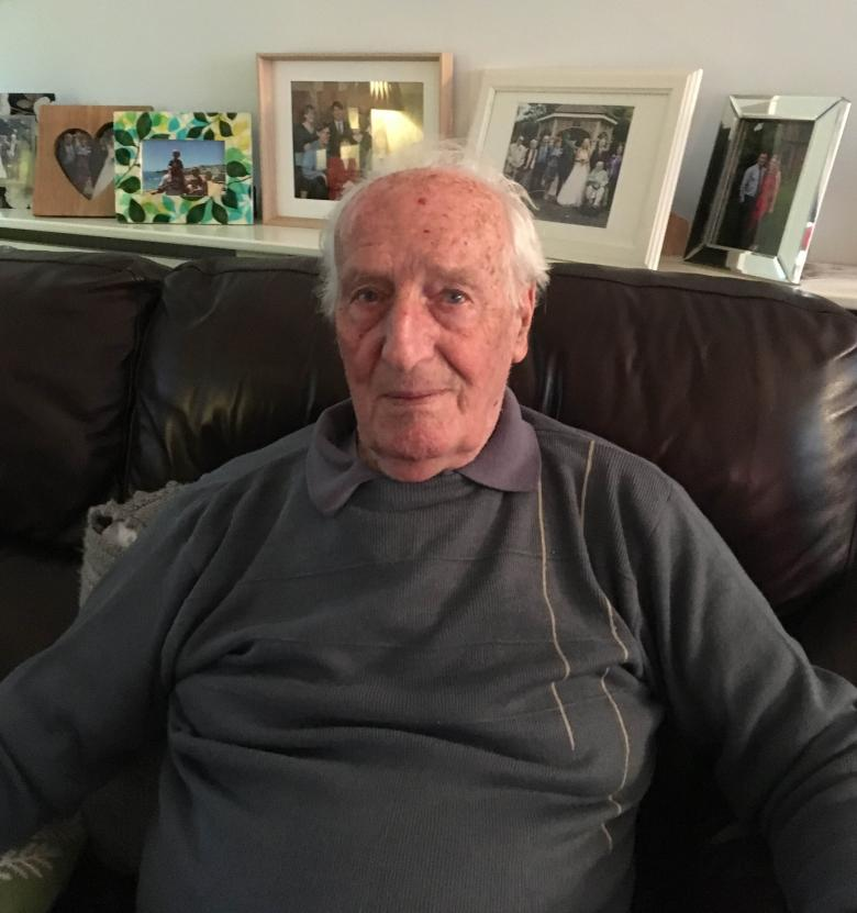 Smoke alarms saved the life of this 88-year-old Shropshire man
