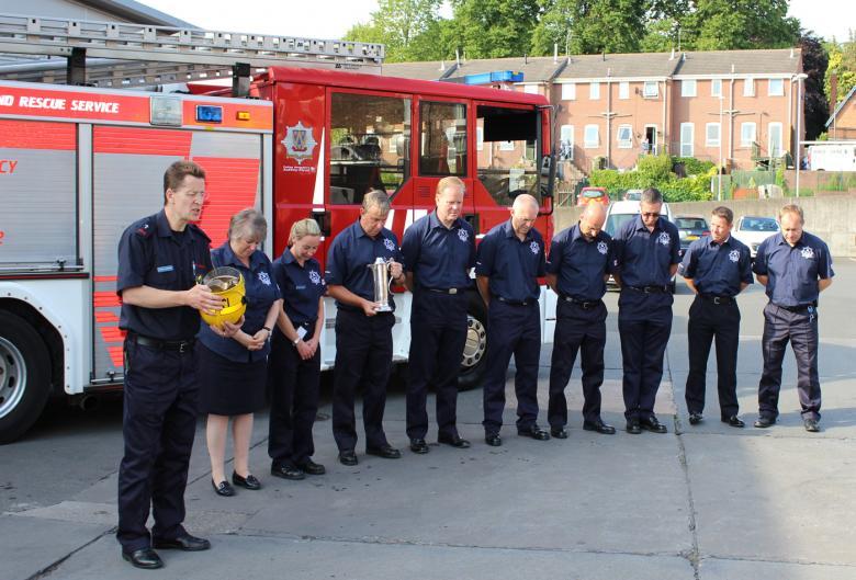 Shropshire Fire Aid To Romania Shropshire Fire And