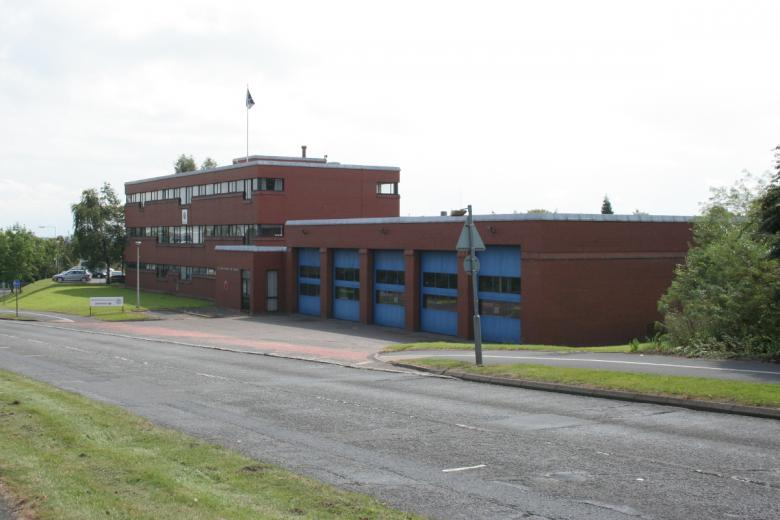 Telford Fire Station
