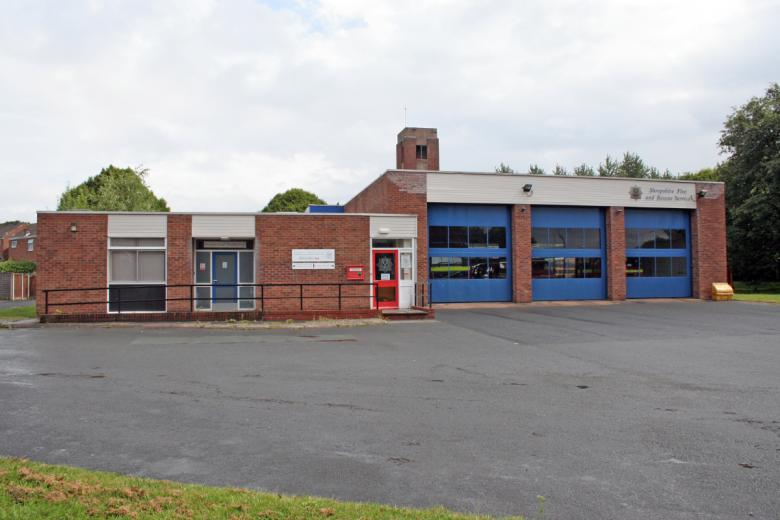Tweedale Fire Station