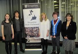 Shropshire Youth Parliament